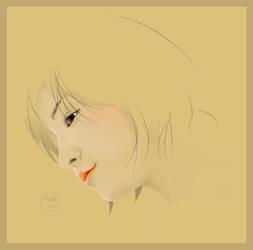 Ryoko Hirosue by sun2197