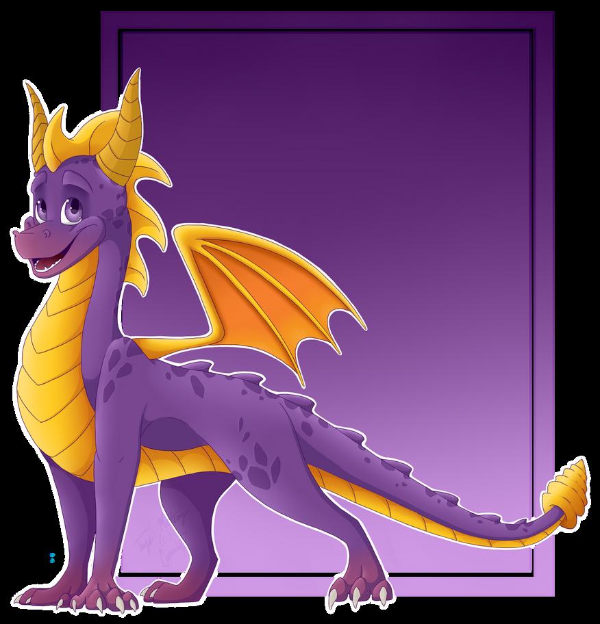 Spyro by Cameo647