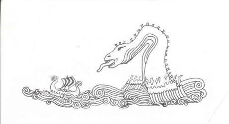 Drakkar by Skrachen