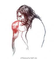 SanSan - Kiss by Emmanation