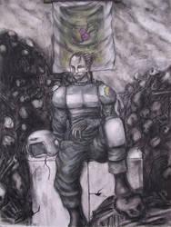 Imperial Guard by blameshiori