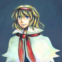 Alice Painting by blameshiori