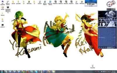 2009 desktop by blameshiori
