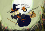 Happy Halloween 2011 by blameshiori