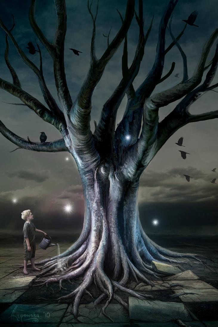 The tree keeper by streamline69