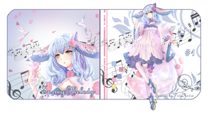Adopt Auction: Spring Melody #1 [Open] by DeviNovia