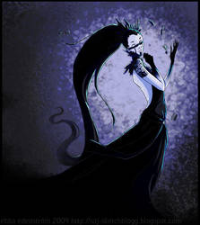 The Morrigan by ebba