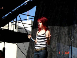 Hayley Williams by kuevas