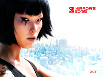 Mirror's Edge, 4x3 Ed. by ionreflex