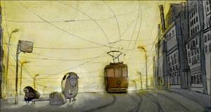 Tram by kidpic