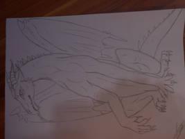 Dragon by BlastOfWinter