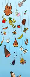 Food! by BlastOfWinter