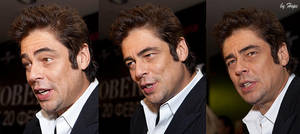 Benicio Del Toro by Hope72