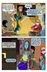 Ruins of Hesh'imet.  Chapter 1, page 10 by Uzaele