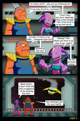 Wastes of Space Ep 3 p4 by MysticFetus