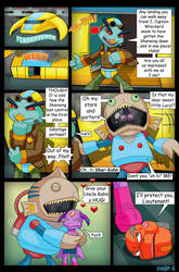Wastes of Space Ep 3 p6 by MysticFetus