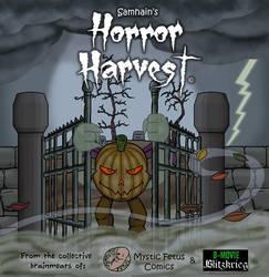 Horror Harvest promo art by MysticFetus