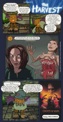 Horror Harvest 'The Thing' by MysticFetus