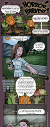 Horror Harvest - Phenomena by MysticFetus