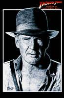 Indiana Jones by Hal-2012
