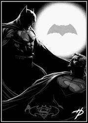 Batman Vs Superman: Dawn of Justice (new version) by Hal-2012
