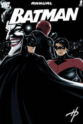 Batman: Enter The Red Hood by Hal-2012