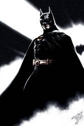 I Am The Dark Knight by Hal-2012