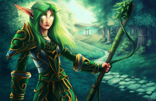 Arenthia by Clouded-3D
