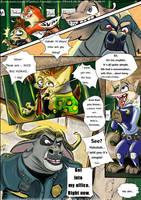 It is not easy to be a fox or a bunny Page 9 by TheDarkShadow1990