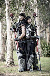 Hawke Cosplay 2 by NarutoLover6219