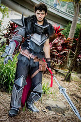 Hawke Cosplay 5 by NarutoLover6219
