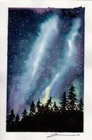 Stars by Jessewhitmoreart