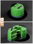 Hulk by Paintcakes