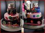 Festiblog Cake by Paintcakes