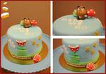 Mario Cake by Paintcakes