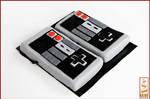 Paint Cakes Manettes Nes Nintendo Geek Nerd by Paintcakes