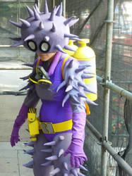 Sewer Urchin Cosplay by shinigami714