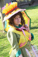 Lobelia Sackville-Baggins by shinigami714