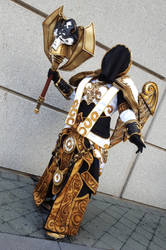 Sister Benedron Cosplay by shinigami714