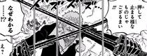 Zoro Using Busoshoku Haki by YellowFlash1234