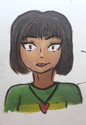 Chara ~ undertale by DrStabNFace