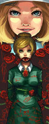 fanart - by the rule of rose by eyrolus