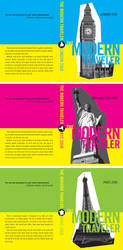 Modern Traveler Series by littlearashi