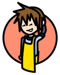 Deviously Cute Wataru by littlearashi