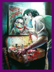 JOKER - The Smile in the Mirror by Elfsar