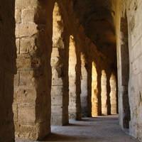 El Djem - amphitheathre I by Wilithin