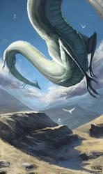 Sky Dragon by mcgmark