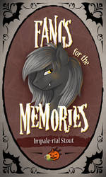 Tranzmute's Imperial Stout by Amiki-Doodles