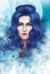 The Snow Queen (Perfect World) by Kanaret