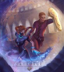 Skyforge  by Kanaret